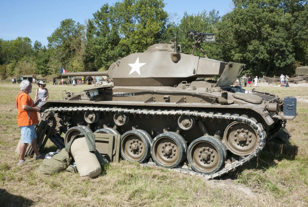 30 août au 1er septembre: Camp militaire commémoratif de la libération au Tréport L1010127