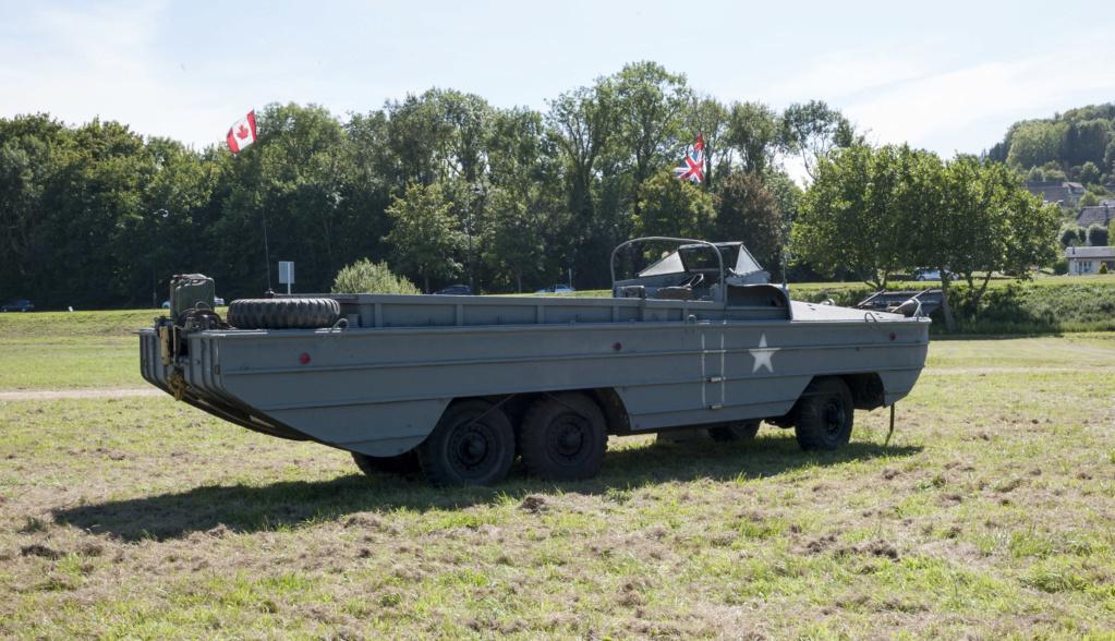 30 août au 1er septembre: Camp militaire commémoratif de la libération au Tréport L1010129