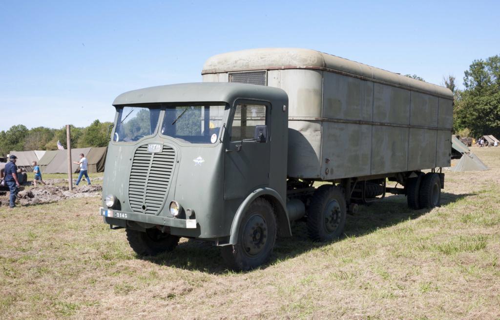 30 août au 1er septembre: Camp militaire commémoratif de la libération au Tréport L1010131