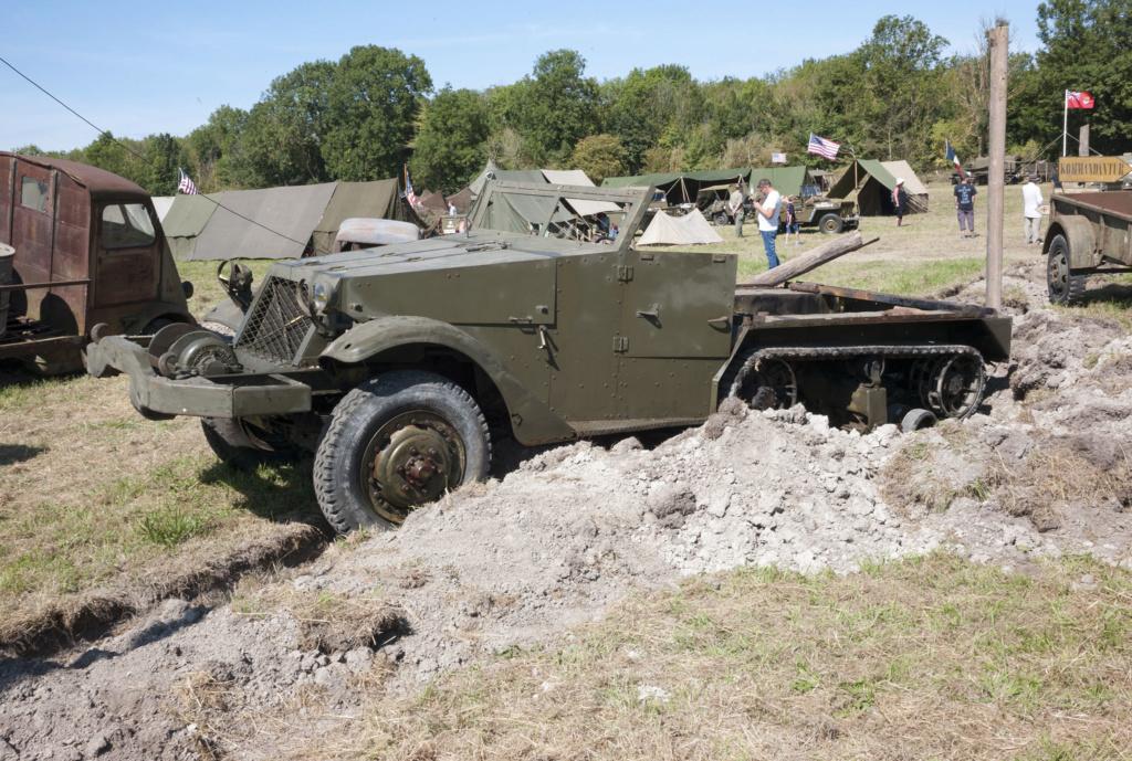 30 août au 1er septembre: Camp militaire commémoratif de la libération au Tréport L1010133
