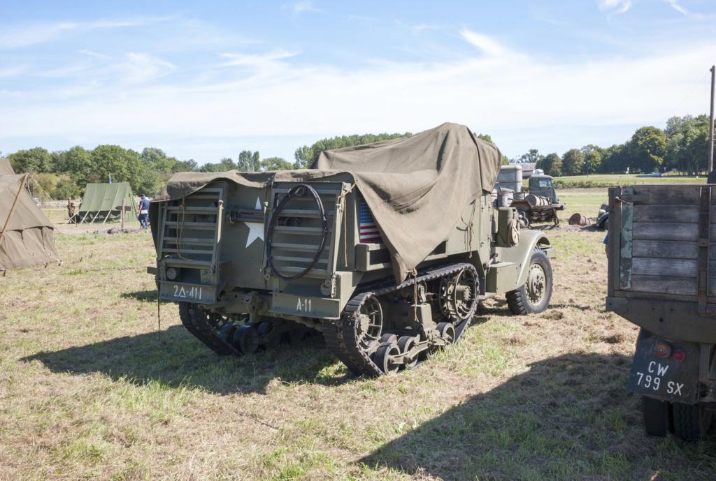 30 août au 1er septembre: Camp militaire commémoratif de la libération au Tréport L1010134