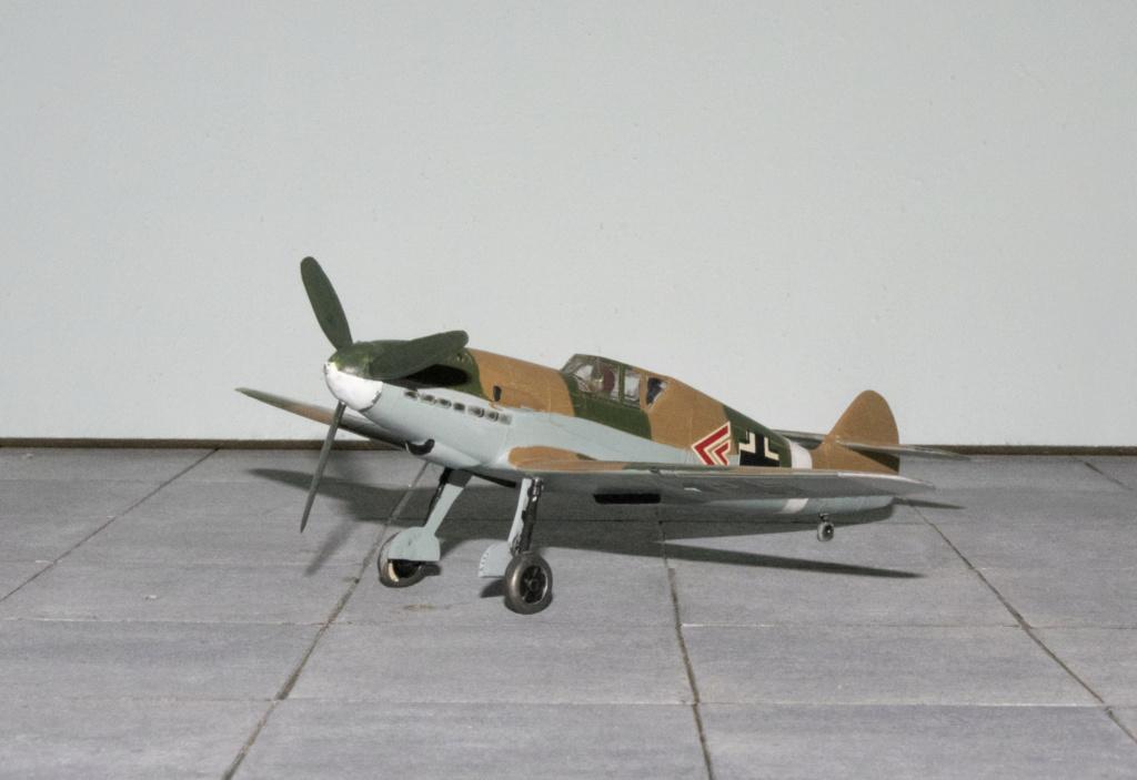 Lindberg - Messerschmitt Bf 109 Lindbe10