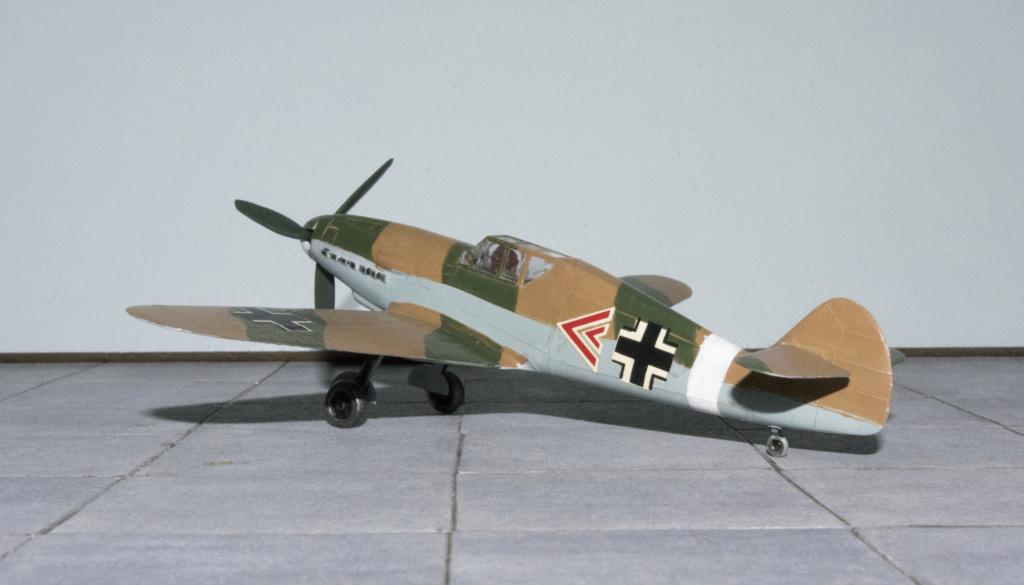 Lindberg - Messerschmitt Bf 109 Lindbe11