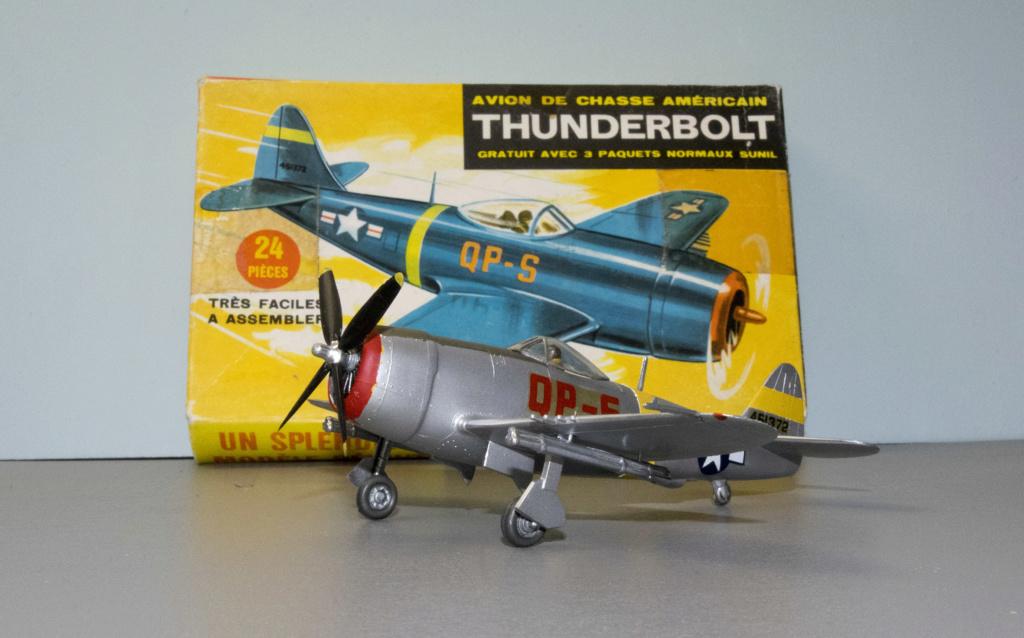 [SUNIL] REPUBLIC P-47D THUNDERBOLT 1/86ème Réf 10 Sunil_10