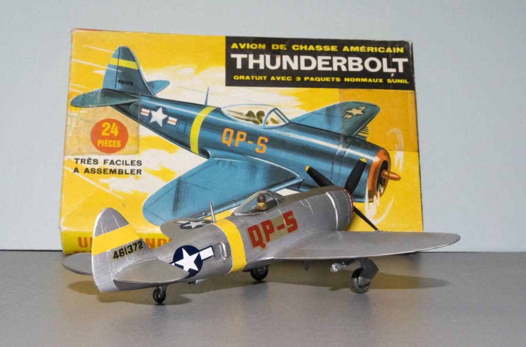 [SUNIL] REPUBLIC P-47D THUNDERBOLT 1/86ème Réf 10 Sunil_11