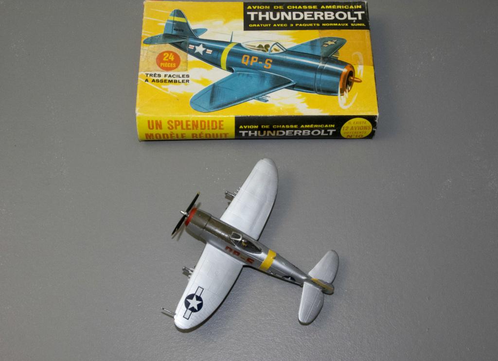 [SUNIL] REPUBLIC P-47D THUNDERBOLT 1/86ème Réf 10 Sunil_12