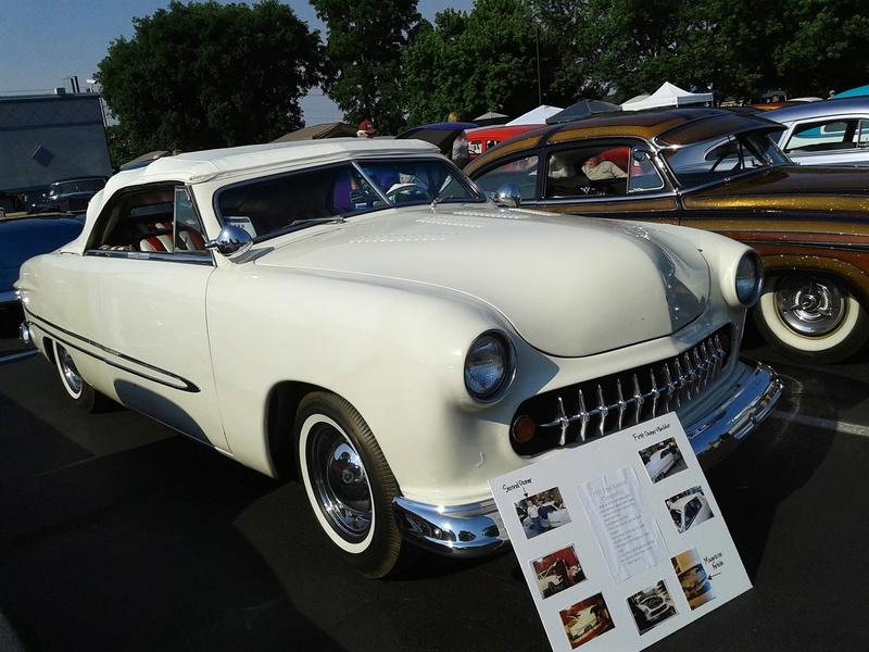 Ford 1949 - 50 - 51 (shoebox) custom & mild custom galerie - Page 26 34859310