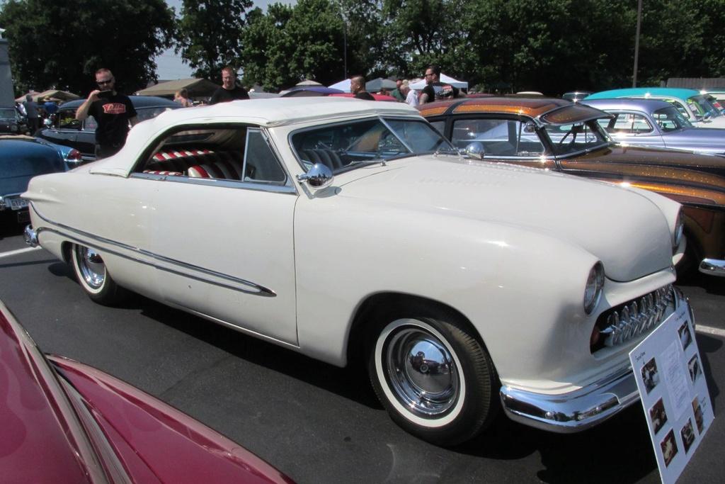 Ford 1949 - 50 - 51 (shoebox) custom & mild custom galerie - Page 26 35049910