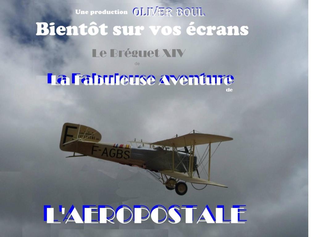 Breguet XIV aéropostale scratch au 1/43é Affich10