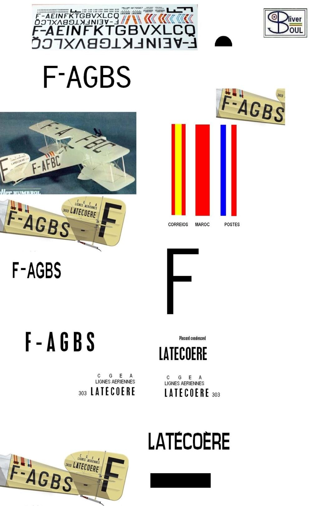 Breguet XIV aéropostale scratch au 1/43é - Page 2 Helice10
