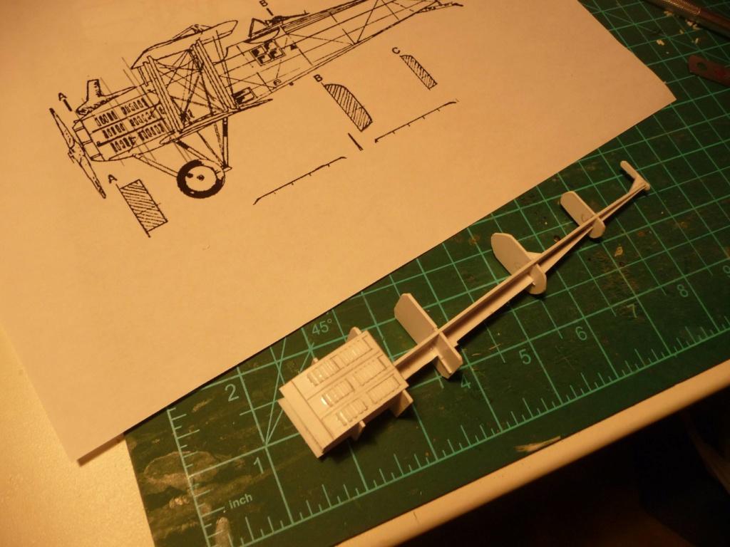 Breguet XIV aéropostale scratch au 1/43é P1130310