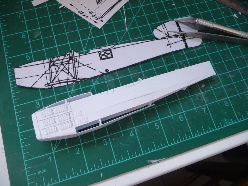 Breguet XIV aéropostale scratch au 1/43é P1130311