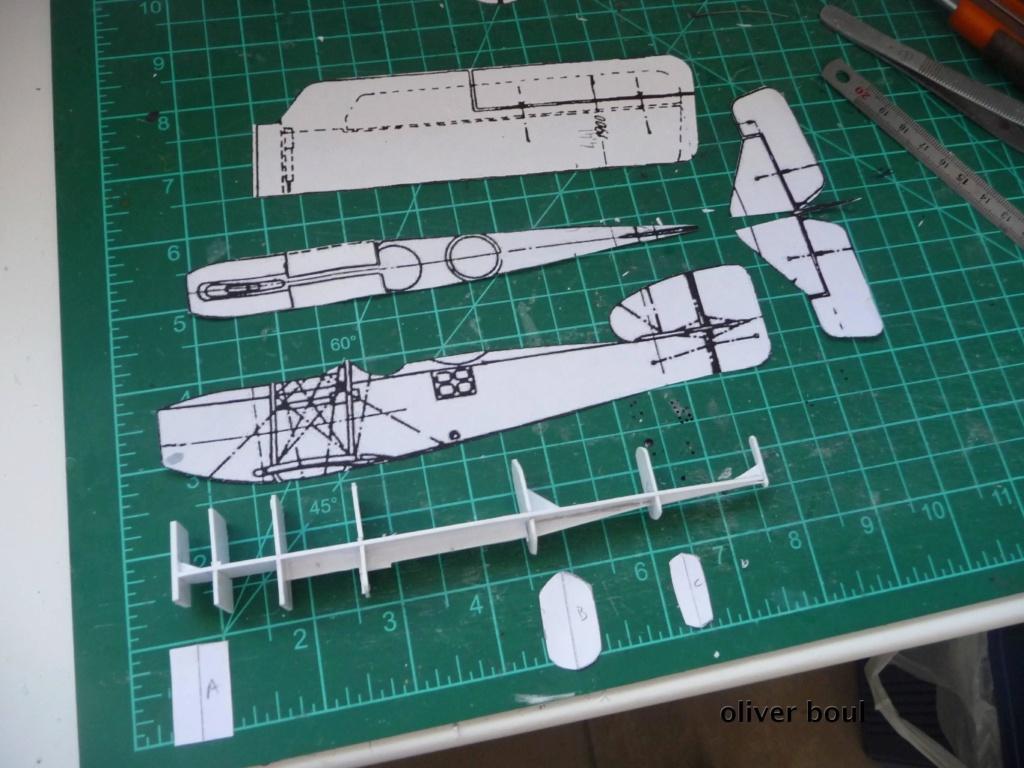 Breguet XIV aéropostale scratch au 1/43é P1130312
