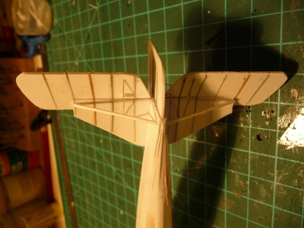 Breguet XIV aéropostale scratch au 1/43é P1130420