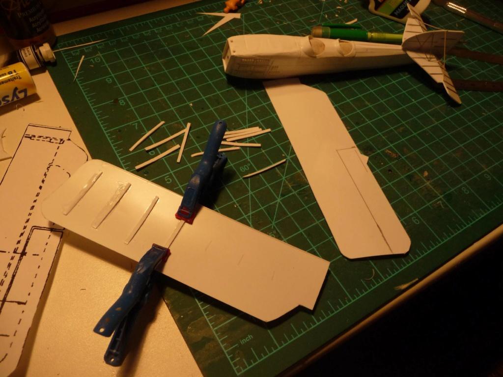 Breguet XIV aéropostale scratch au 1/43é - Page 2 P1130421