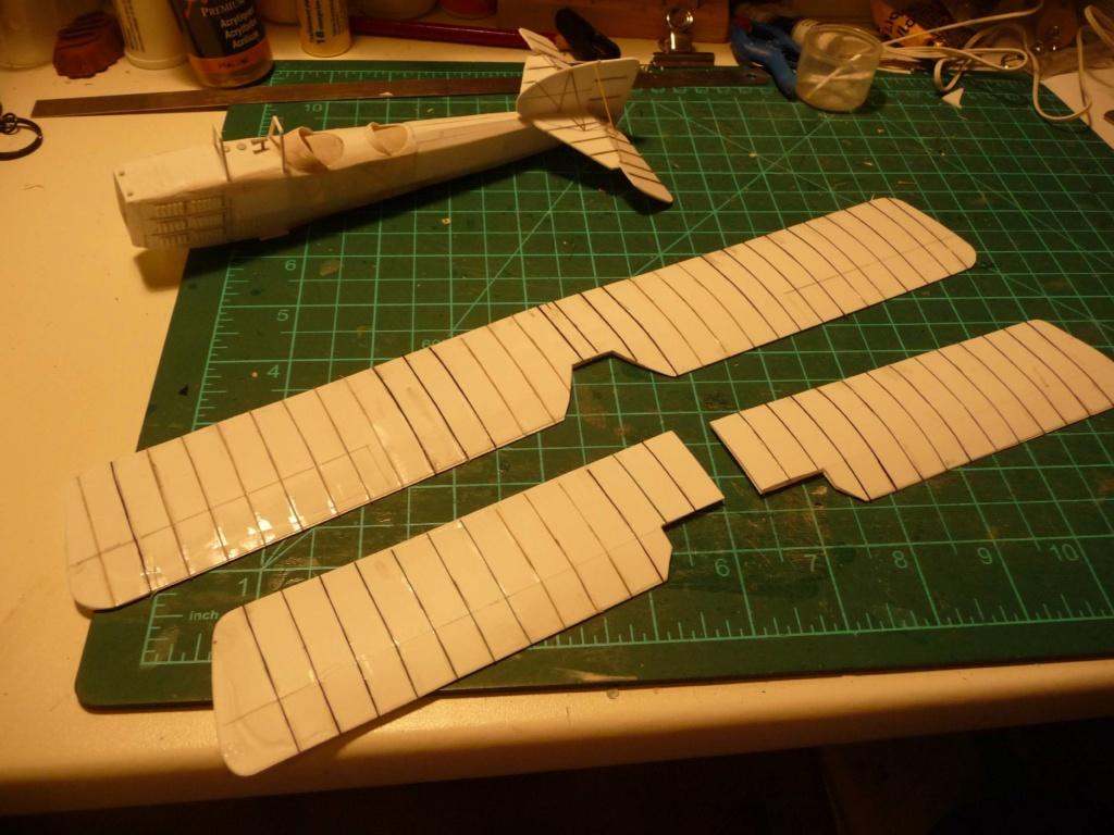Breguet XIV aéropostale scratch au 1/43é - Page 2 P1130426