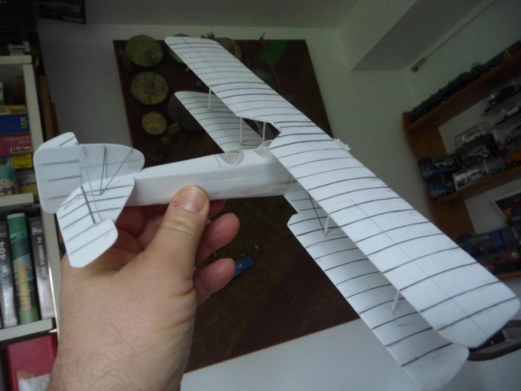 Breguet XIV aéropostale scratch au 1/43é - Page 2 P1130428