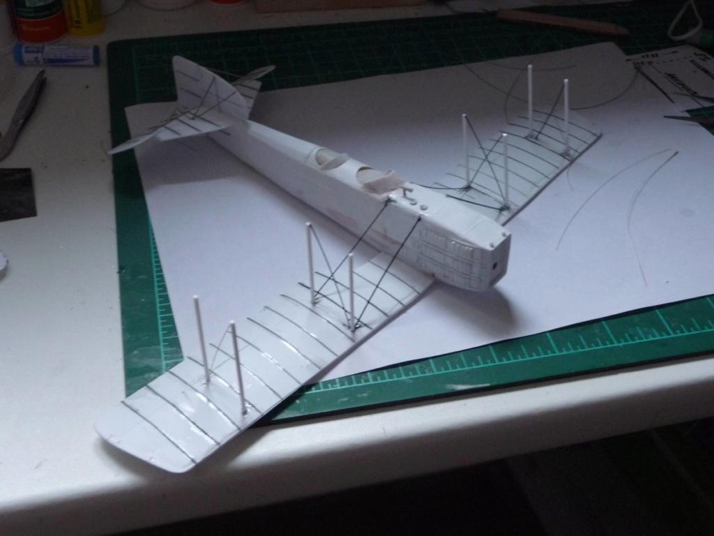 Breguet XIV aéropostale scratch au 1/43é - Page 2 P1130429