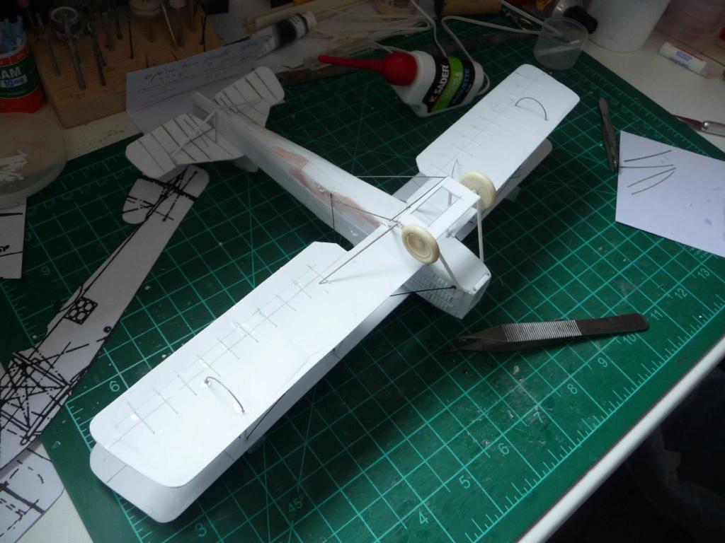 Breguet XIV aéropostale scratch au 1/43é - Page 2 P1130434