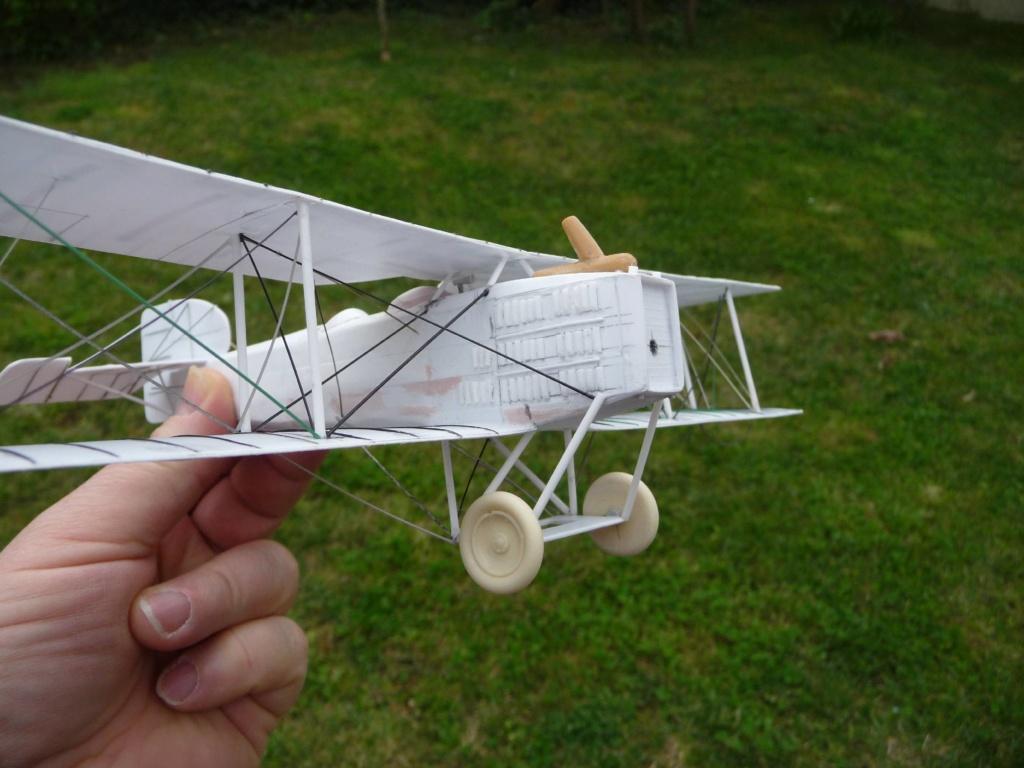 Breguet XIV aéropostale scratch au 1/43é - Page 2 P1130436