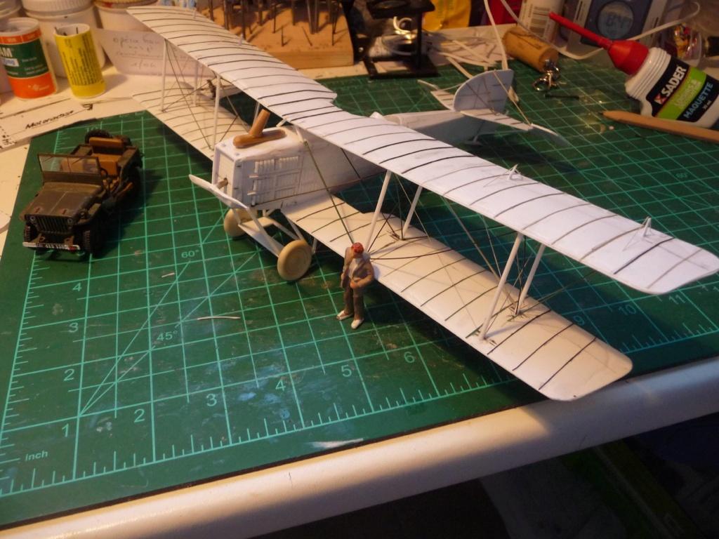 Breguet XIV aéropostale scratch au 1/43é - Page 2 P1130438