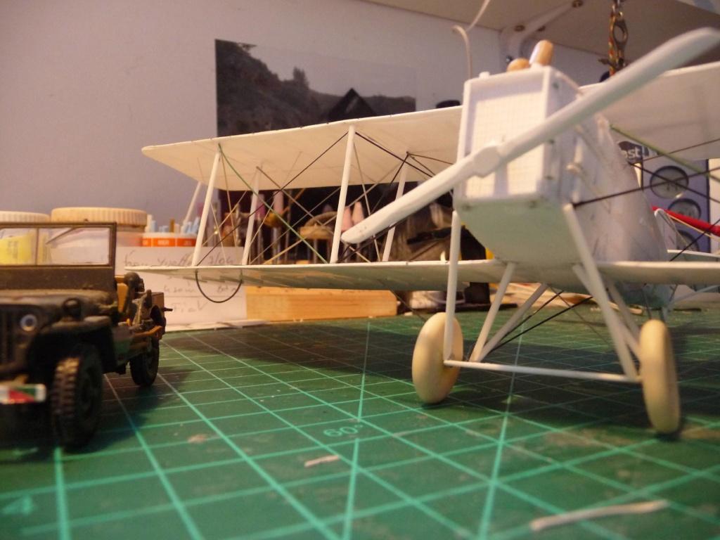Breguet XIV aéropostale scratch au 1/43é - Page 2 P1130439