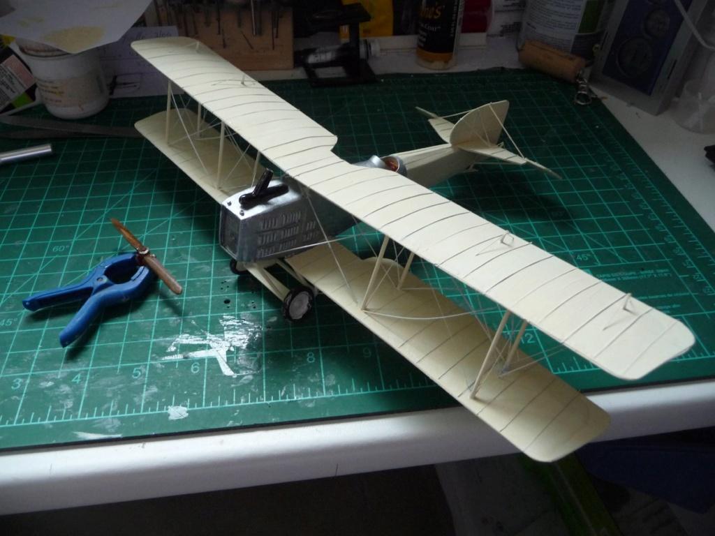 Breguet XIV aéropostale scratch au 1/43é - Page 2 P1130441