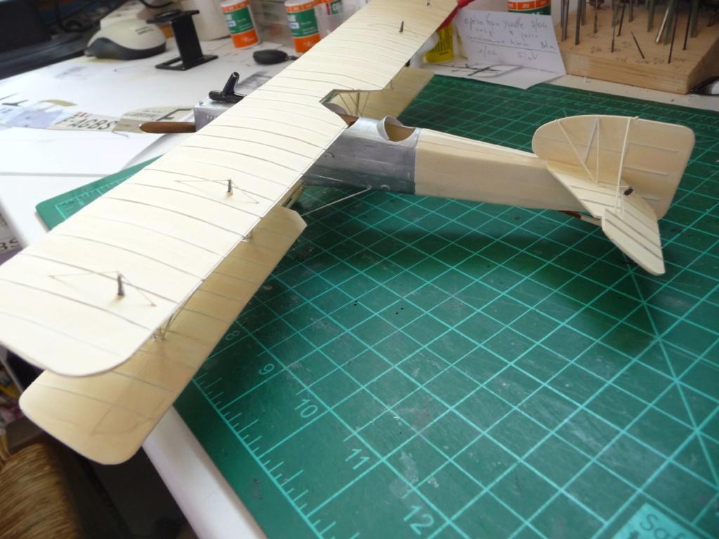 Breguet XIV aéropostale scratch au 1/43é - Page 2 P1130510