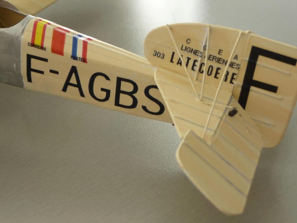 Breguet XIV aéropostale scratch au 1/43é - Page 2 P1130511