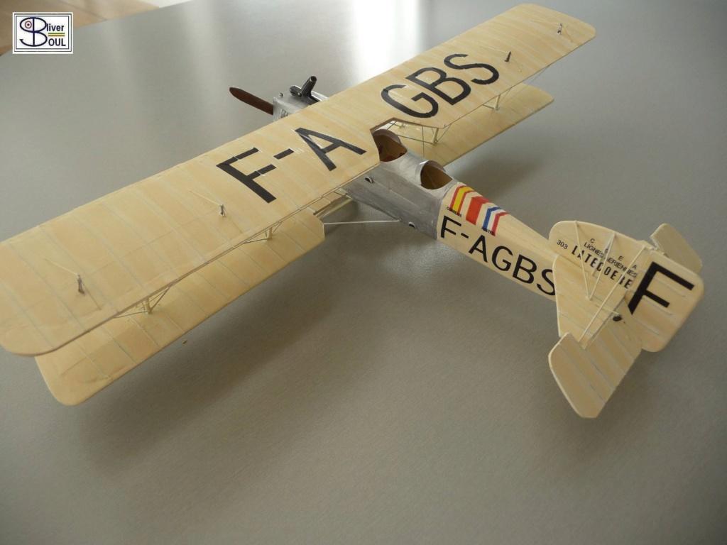 Breguet XIV aéropostale scratch au 1/43é - Page 2 P1130512