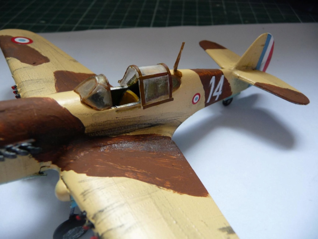 Curtiss P 40 P1240611