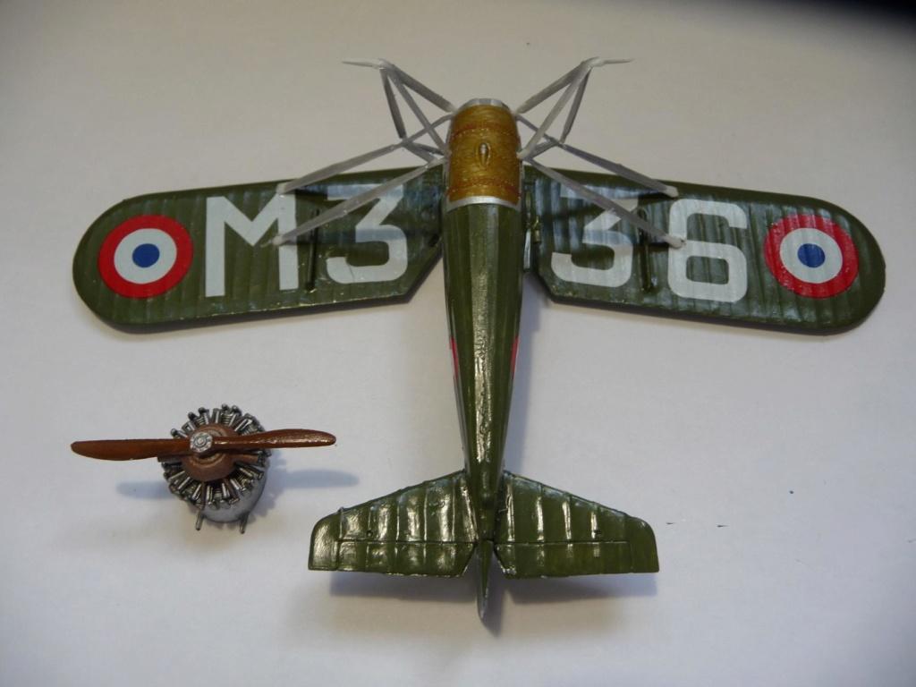 [HELLER] Octobre 1937, l'AMIOT 143 F-AQDZ part pour MADAGASCAR ... Réf 80390 P1250316