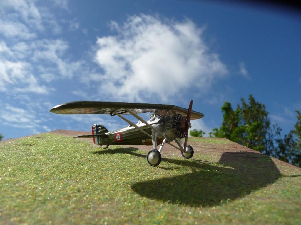 [HELLER] Octobre 1937, l'AMIOT 143 F-AQDZ part pour MADAGASCAR ... Réf 80390 P1250321