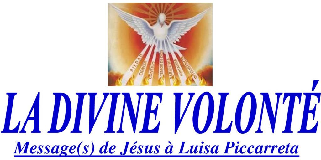 Jésus à Luisa Piccaretta - ... La Volonté Éternelle de Jésus prime sur son Humanité. - Page 24 Titre_11