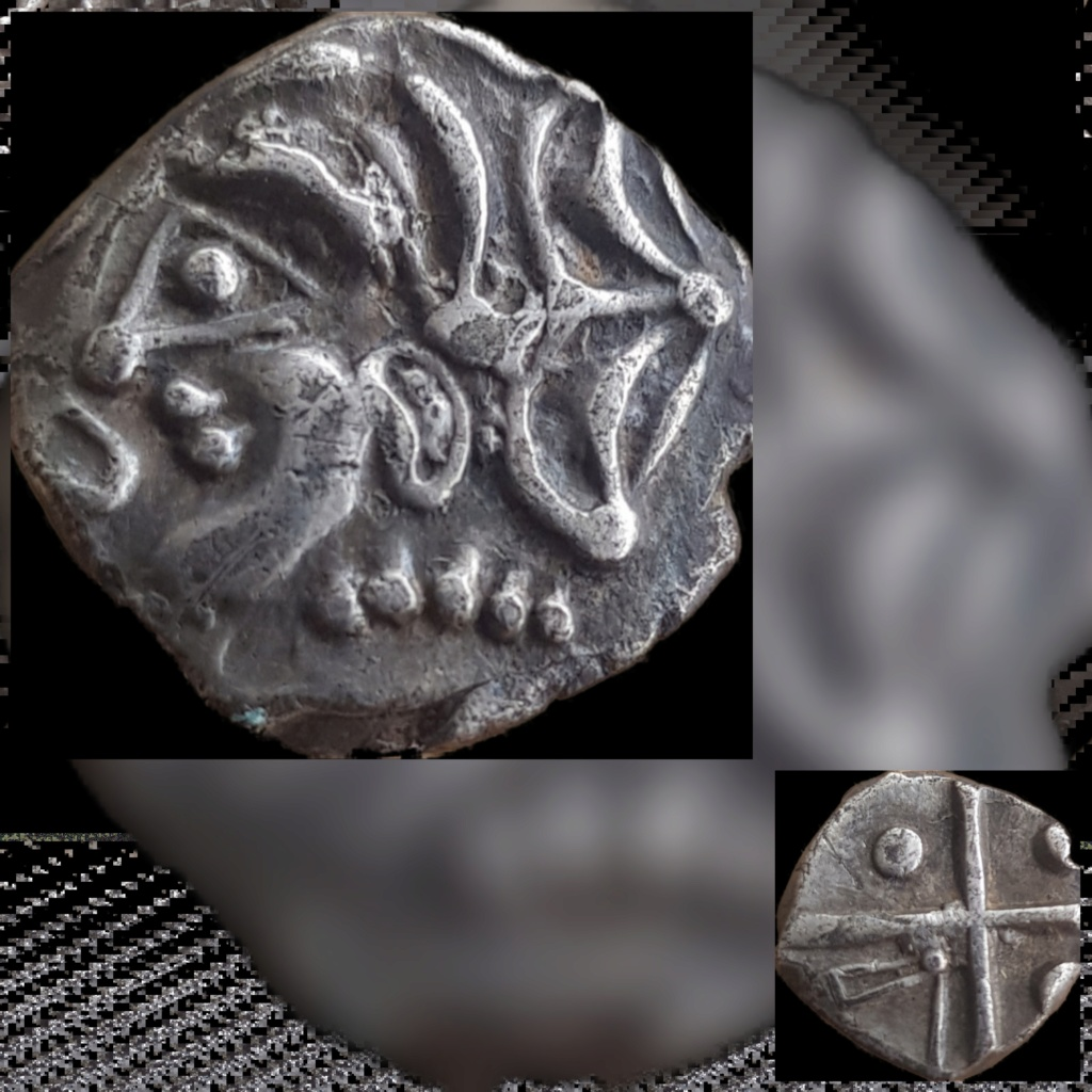 Monnaies Cadurque  20201017