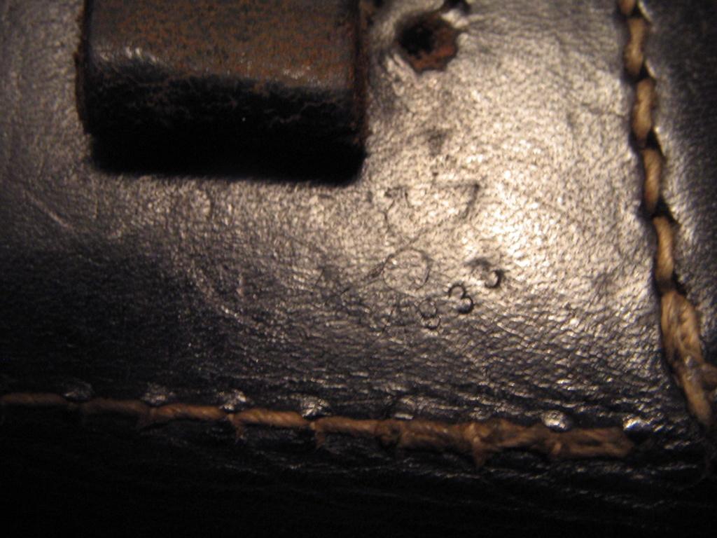 marquage étui P38 Marqua11
