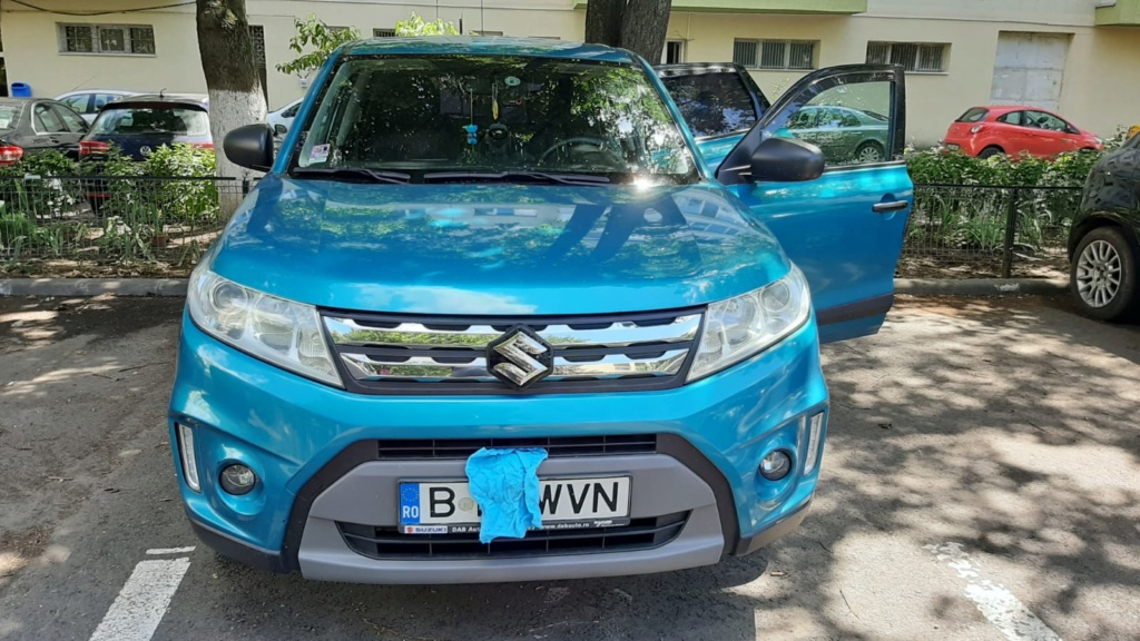 VITARA & Sx4 S-Cross  Hybrid Allgrip from Romania New10