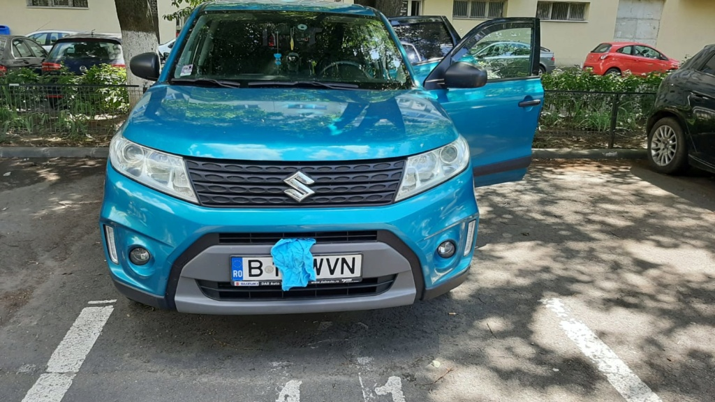 VITARA & Sx4 S-Cross  Hybrid Allgrip from Romania Old10