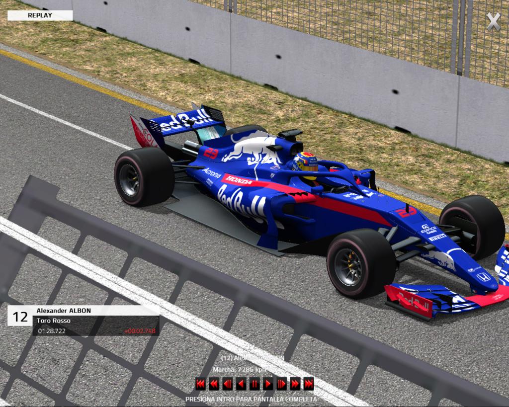 Mod 2019 de la serie Formula Ultimate 2018 410