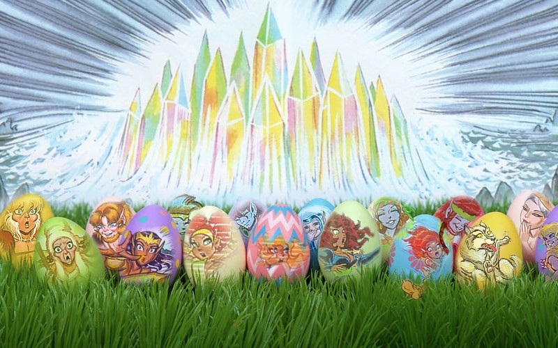 4 - Easter EggQuest 20032810