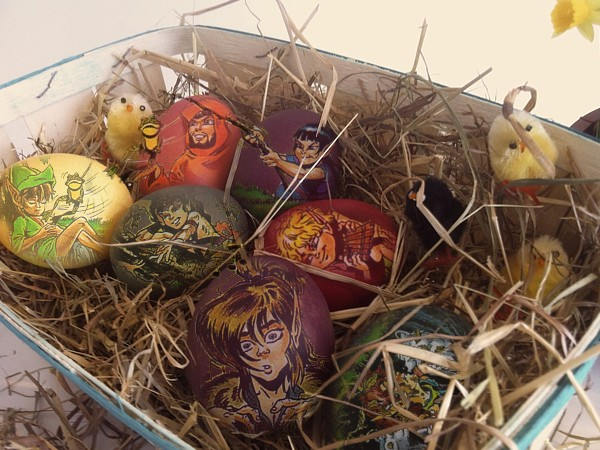 4 - Easter EggQuest 20040410