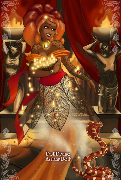 Dollmakers Dollhouse - non-ElfQuest related dollz - Page 23 Elemen35