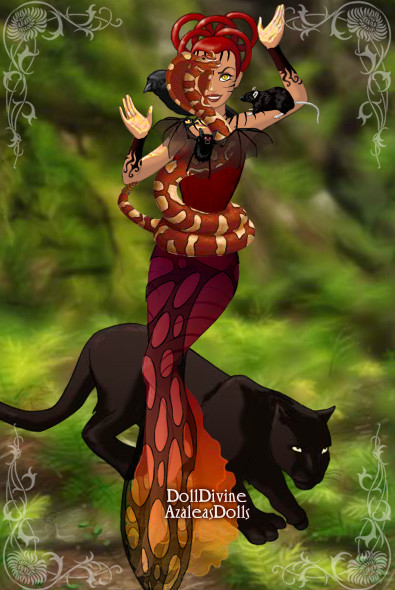 Dollmakers Dollhouse - non-ElfQuest related dollz - Page 24 Elemen64
