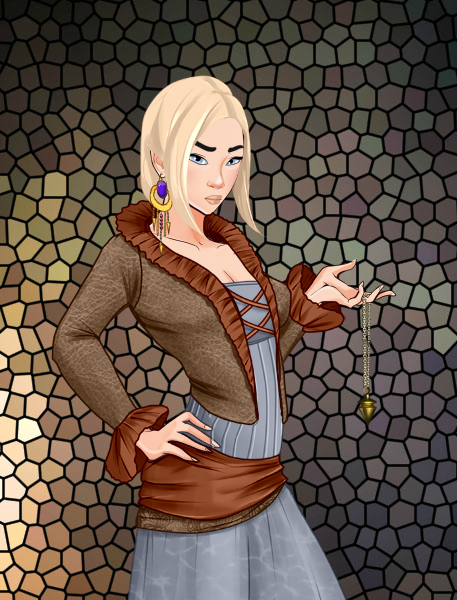 Dollmakers Dollhouse - non-ElfQuest related dollz - Page 13 Fortu125