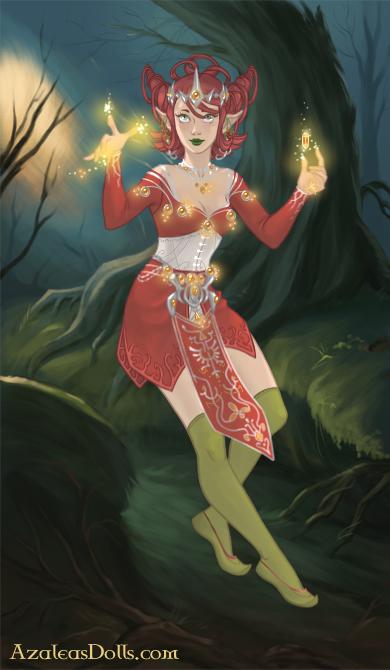 Tynami's Ten Elf Challenge - Page 2 Magica17