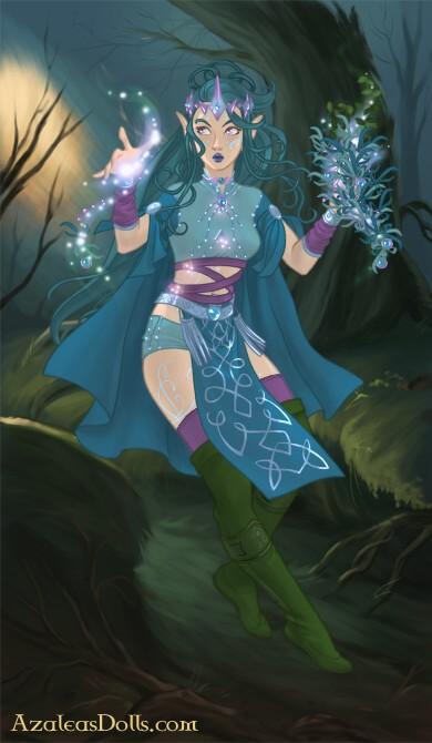 Tynami's Ten Elf Challenge - Page 3 Magica21