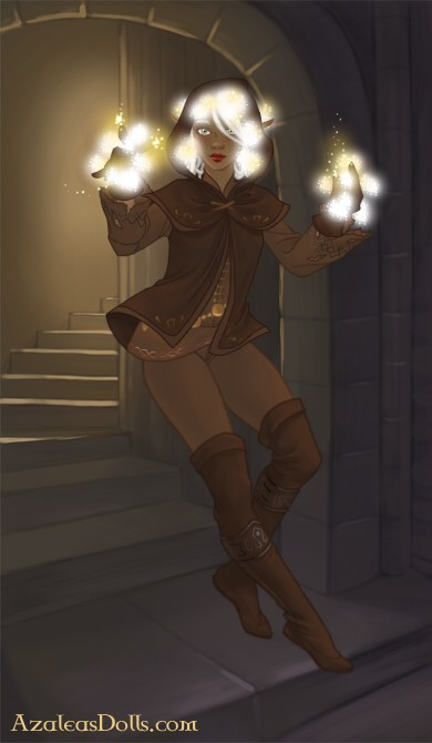 Tynami's Ten Elf Challenge - Page 3 Magica26