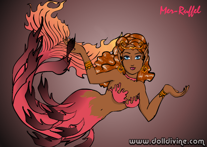 Dollmakers Dollhouse - non-ElfQuest related dollz - Page 30 Mer-ru10