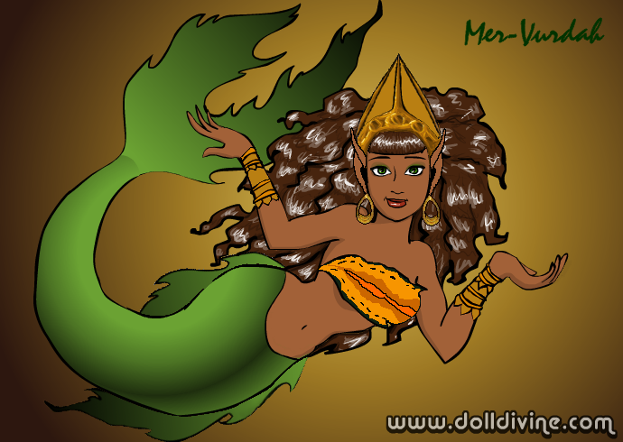 Dollmakers Dollhouse - non-ElfQuest related dollz - Page 31 Mer-vu10