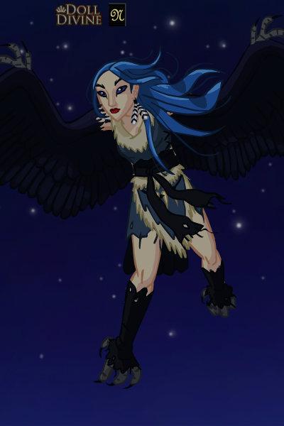 Elfquest Dolling Thread 2 - Page 19 Ravenw15